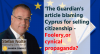 Cyprus Citizenship By Investment - Reply to the Guardian